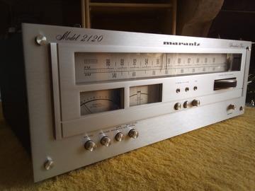 Vente: MARANTZ Model 2120 Tuner_SUPERBE MUSICALITÉ_TBE
