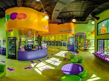 Request To Book & Pay In-Person (hourly/per party package pricing): Monster Yogurt Party (Richardson Location)