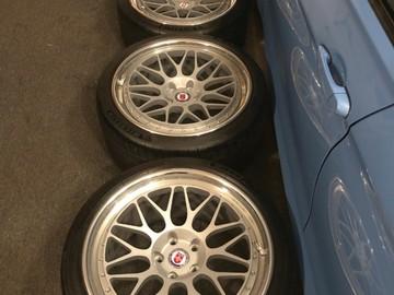 Selling: FS/FT: HRE Classic 300 (NJ)