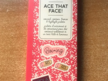 Venta: Ace that face!! Benefit