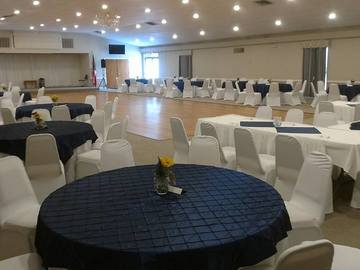 Renting Out: Grand Ballroom, Dance Floor, Event Space