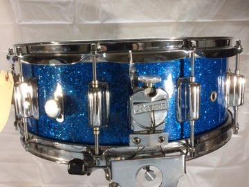Selling with online payment: Rogers Wood  Dyna-Sonic Snare 5x14 rebuilt shell price lowered!
