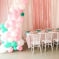 Request To Book & Pay In-Person (hourly/per party package pricing): Balloons Custom Party Decor + more