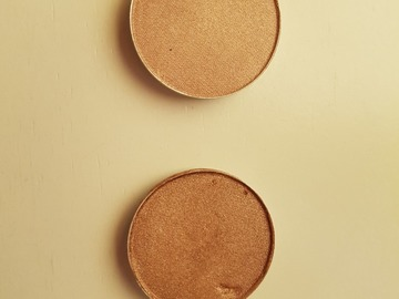 Venta: Sombras Naked Lunch y All that glitters Mac para Alba