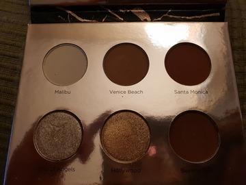 Venta: Paleta de sombras liveglam