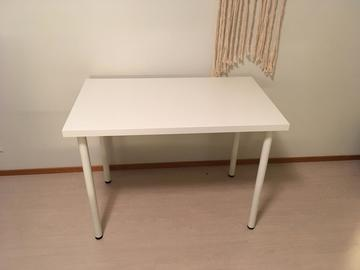 Myydään: Office table, Coffee table, Drawer, Table file organizer, 2 lamps