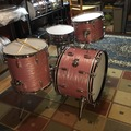 Selling with online payment: Rogers Holiday 3pc Drum Set