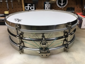 """Selling with online payment: Wilson Bros. 4""""x14"""" Snare Drum"""