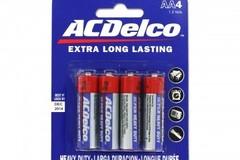 Buy Now: 96 packs of 4 AA batteries