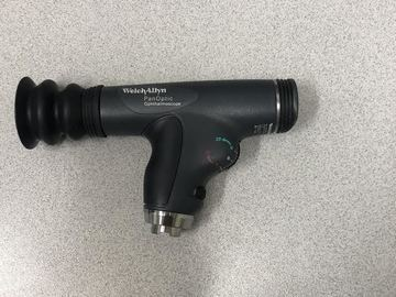 Selling with online payment: PanOptic Ophthalmoscope by Welch Allyn