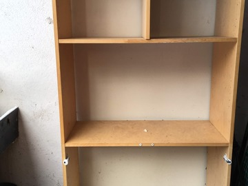 Giving away: [FREE] Shelf