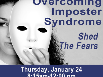 Partner Event: Overcoming Imposter Syndrome