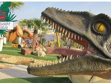 Suggestion: Adventure Golf Alvor