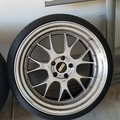 Selling: BBS LM-R's, Amuse E92 Fitment w/  New Tires (20x9 +8 , 20x10 +18)