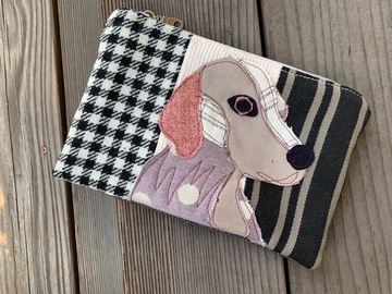 Selling: Dalmatian Dog Travel Bag, Pet Lover Gift, Dog Purse