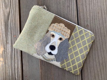 Selling: Poodle Dog Bag, Pet Lover Gift, Dog Purse