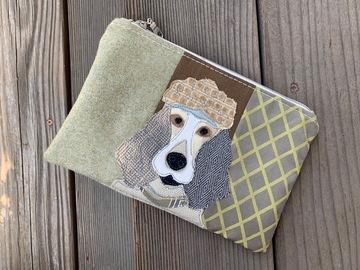 Selling: Poodle Dog Bag, Pet Lover Gift, Dog Purse