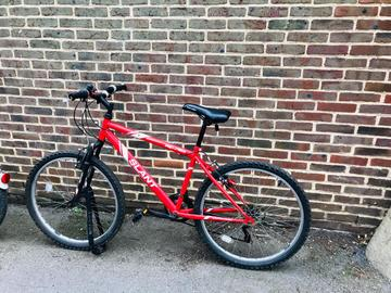 Renting out: Red Slant Bike