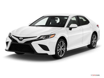 Rent a Vehicle: 2018 Toyota Camry