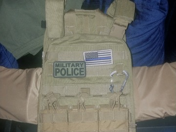Selling: TMC Plate carrier and Battle belt