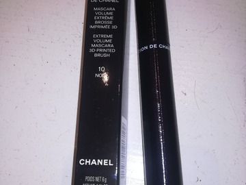 Venta: Mascara volumen Chanel