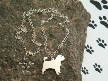 Selling: Necklace Griffon * 925 sterling silver