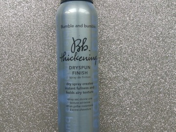 Venta: Bumble and bumble Dryspun finish Thickening