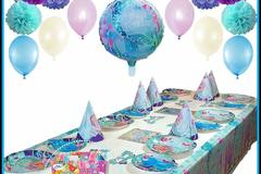 Buy Now: Mermaid Party Supplies Pack (50 Packs)