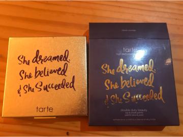 Venta: Tarte double duty beauty palette