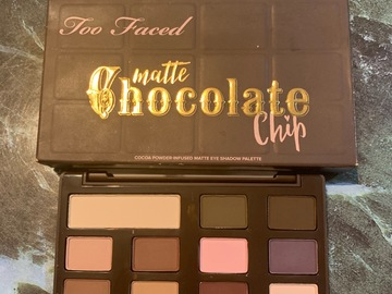 Venta: Too faced matte chocolate chip