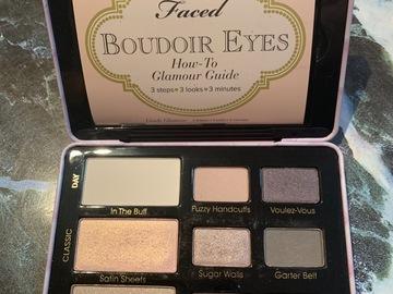 Venta: Too faced boudoir eyes
