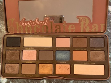 Venta: Too faced chocolate bar semi-sweet