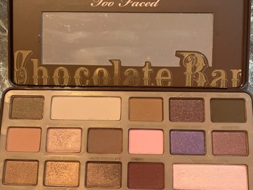 Venta: Too faced chocolate bar