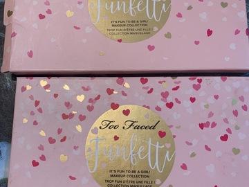 Venta: Too faced funfetti collection san Valentín