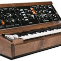 Renting out: Minimoog Model w/ Expression Pedal 44-key Analog Synth LTD Walnut