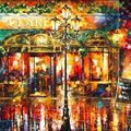 Custom Campaign: Leonid Afremov - Painting and Art - 165.9K reach, 1.89% ER