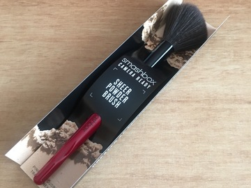 Venta: Sheer Powder Brush - Smashbox