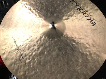 Selling with online payment or cash/check/money order/cash app/Venmo: Istanbul agop joey waronker signature ride 24