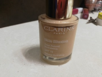 Venta: Base clarins Skin Illusion