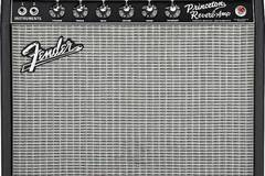 Renting out: Guitar Amp - Fender Princeton Reverb Reissue