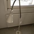 Myydään: Standing lamp with lightbulb