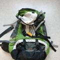 Myydään: Travel bag (40+10 L)