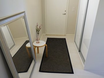 Annetaan vuokralle: One bedroom Apartment (50 m2) close to Aalto University for rent