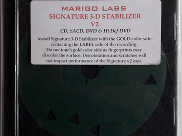 Vente: Stabilisateur CD Marigo 3D V2