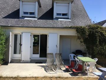 Location par mois: Maison F4 - Barneville Carteret (80m²)