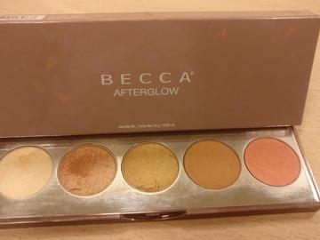 Venta: Paleta After Glow de Becca