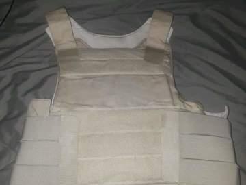 Selling: Khaki PACA style vest