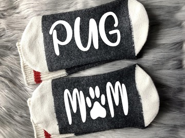 Selling: Pug Mom - Dog Gifts
