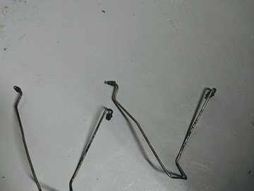 Selling with online payment: 87-93 driver brake lines