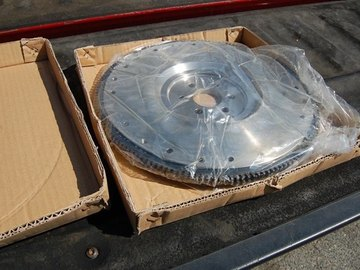 Selling with online payment: New 86-95 Mustang Flywheel